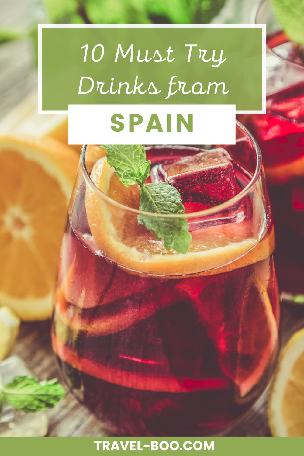 10 Must try drinks from Spain! Spain Travel, Spanish Drinks, Spain Travel Itinerary, Spain Travel Tips, Spanish Travel Itinerary, Spain Itinerary, Spain Travel Guide.