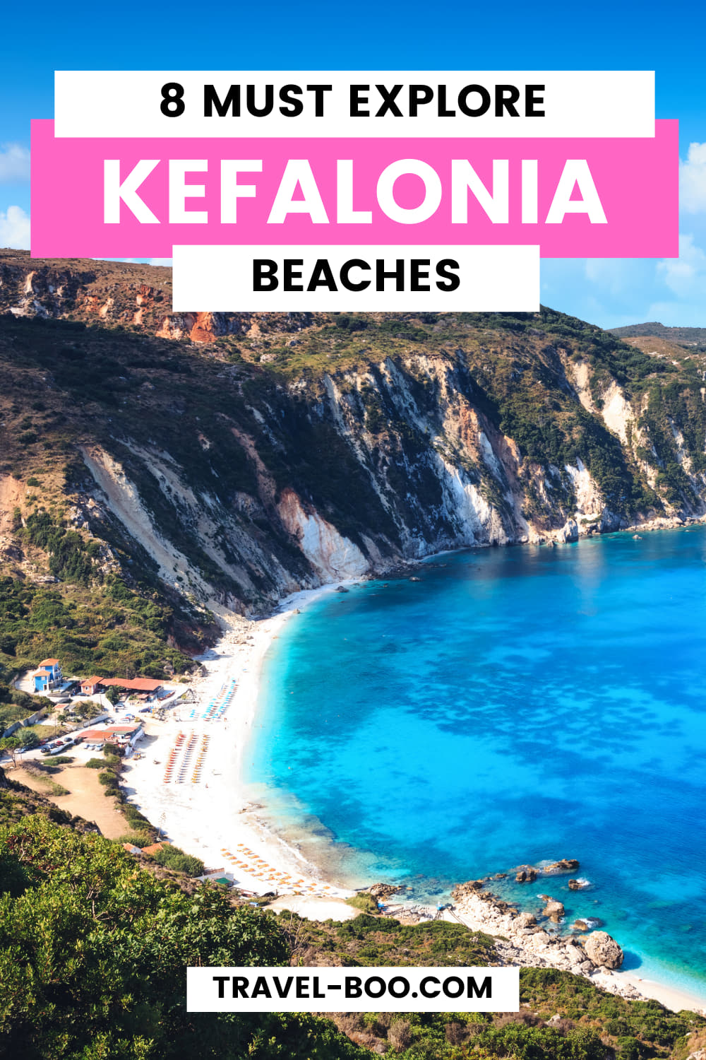 The 8 Best Beaches in Kefalonia, Greece Worth Exploring! Kefalonia Greece, Kefalonia Beaches, Greece Travel Islands, Kefalonia Travel Guide, Kefalonia Itinerary, Greece Travel Vacations.