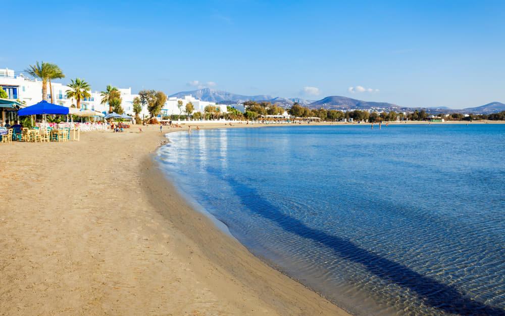 Agios Georgios Beach © Image Courtesy of Andrey Khrobostov by Canva