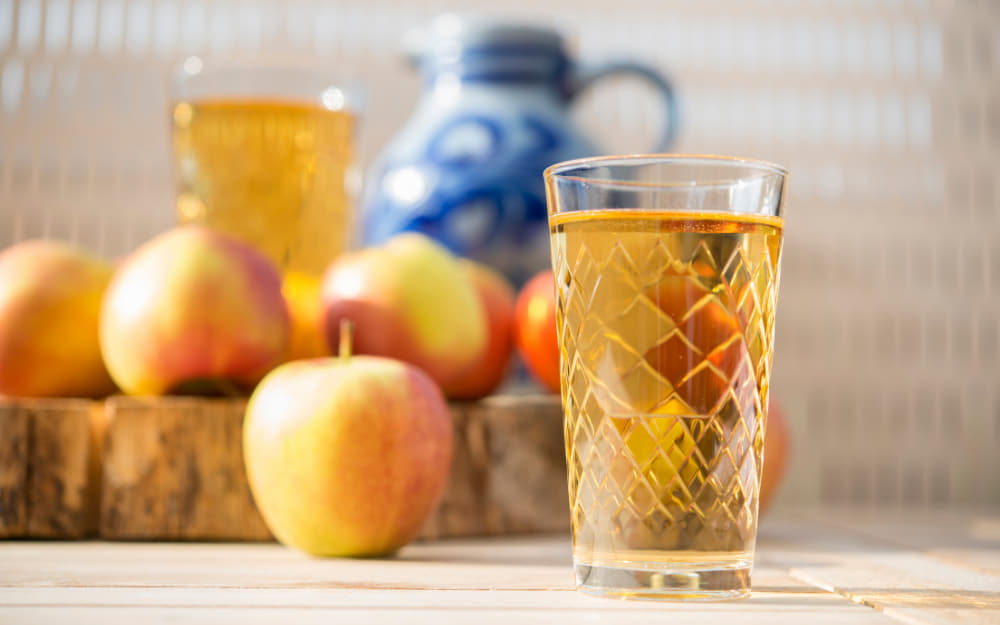Cider © Photo by AM-C from Getty Images Signature by Canva