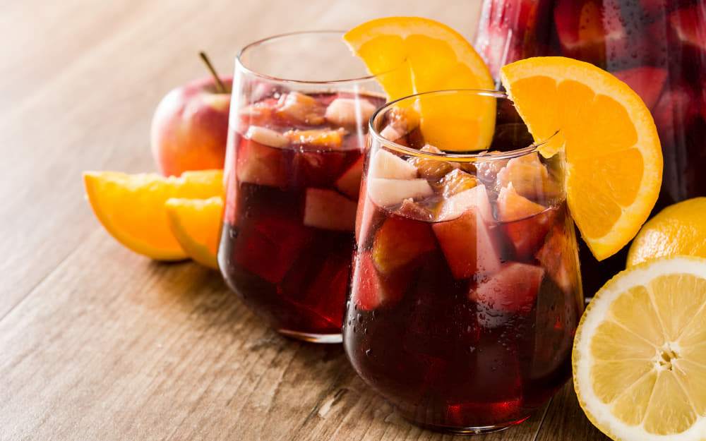 Sangria © Photo by etorres69 from Getty Images by Canva