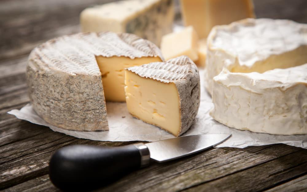 French Cheese © Image Courtesy of George Dolgikh by Canva