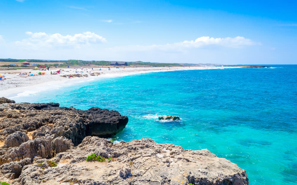 Is Arutas Beach © Photo by Gabriele Maltinti from Getty Images by Canva