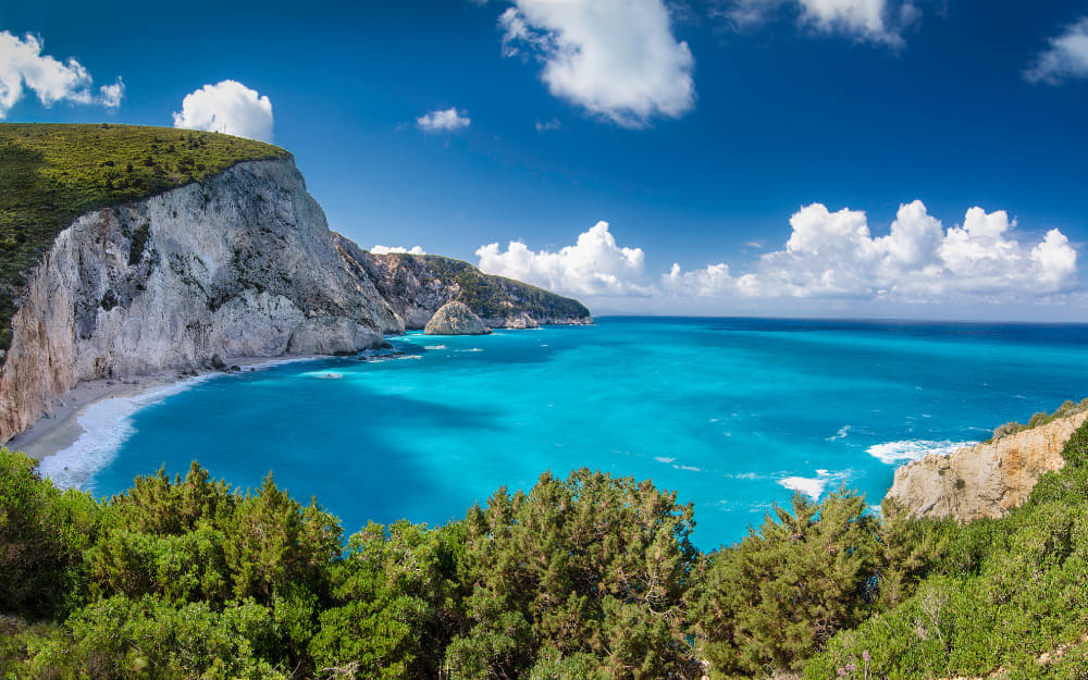 Lefkada Greece © Image Courtesy of alinux from Getty Images by Canva