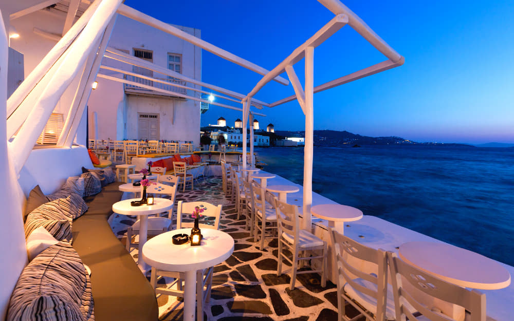 Mykonos - Most Well-Known Party Island in Greece © Image Courtesy of Richmatts from Getty Images Signature by Canva