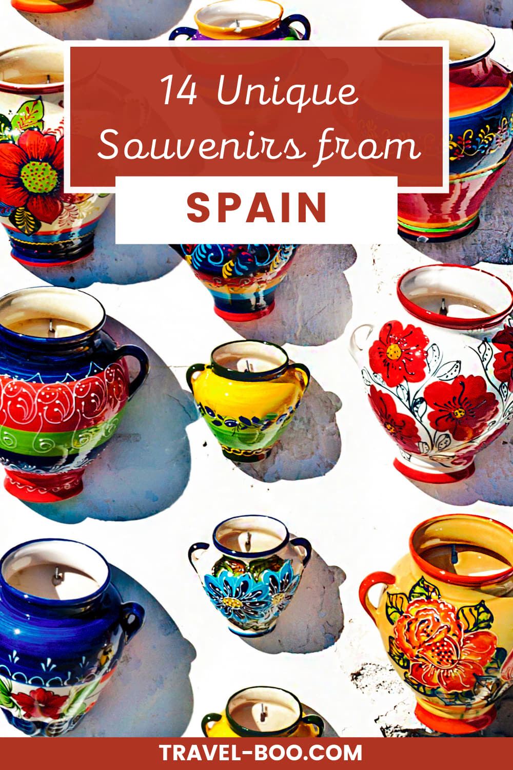 14 Best Spanish Souvenirs to Buy When Travelling in Spain! Spain travel, Spain Souvenirs, Spain Travel Guide, Spain Travel Tips, Souvenirs from Spain, Spain Itinerary