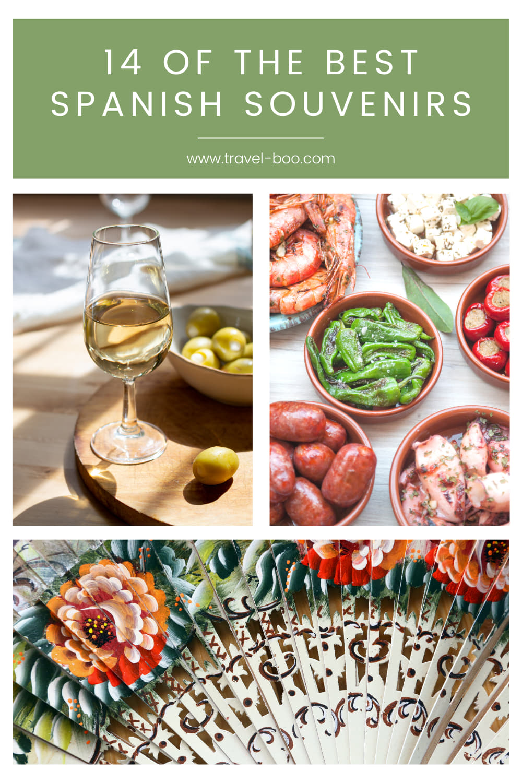 14 Unique Spanish Souvenirs to Buy in Spain! Spain travel, Spain Souvenirs, Spain Travel Guide, Spain Travel Tips, Souvenirs from Spain, Spain Itinerary