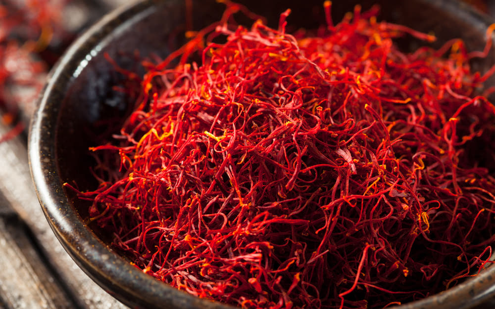 Saffron - © Image Courtesy of bhofack2 from Getty Images Pro by Canva