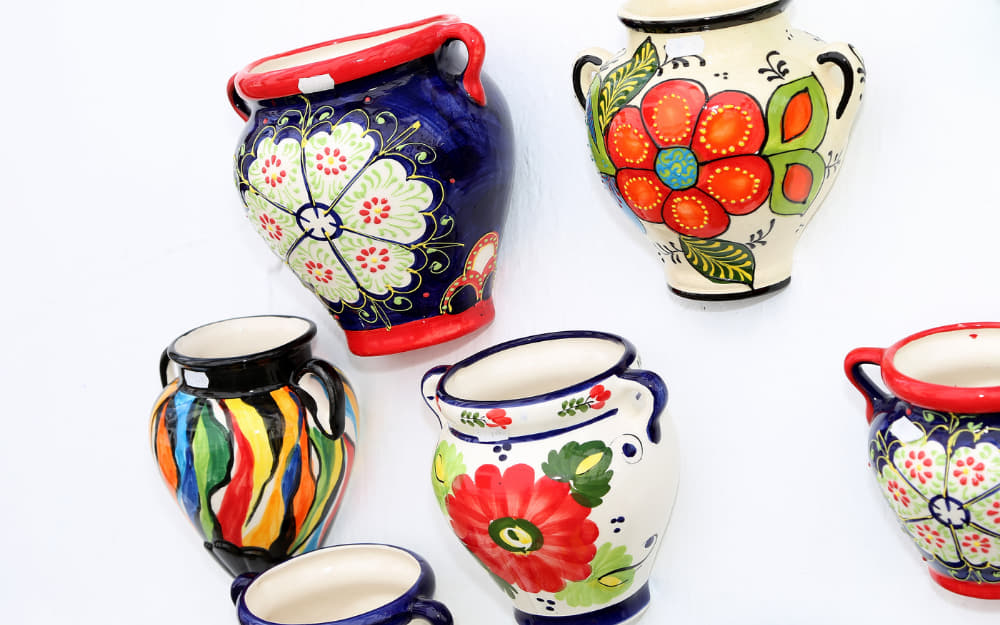Spanish Ceramics - Souvenirs - © Image Courtesy of vladj55 from Getty Images by Canva