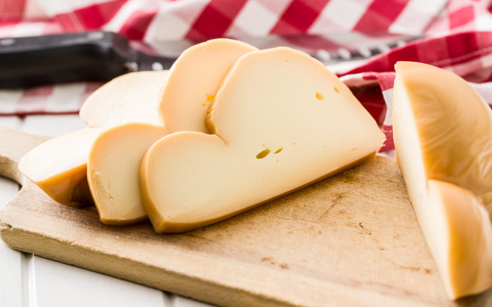 Scamorza © Photo by jirkaejc from Getty Images by Canva